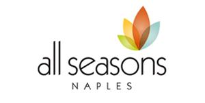All Seasons Naples Logo | Salon Professionals Communities Serviced