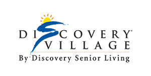 Discovery Village Logo | Salon Professionals Communities Serviced