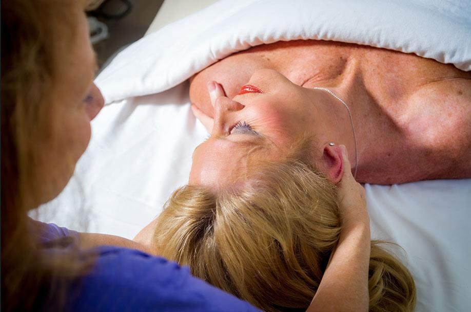 Professional Senior Massage Services | Salon Professionals